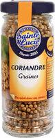 Coriandre graines - Produit - fr