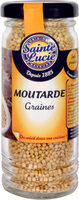 Moutarde graines - Product - fr