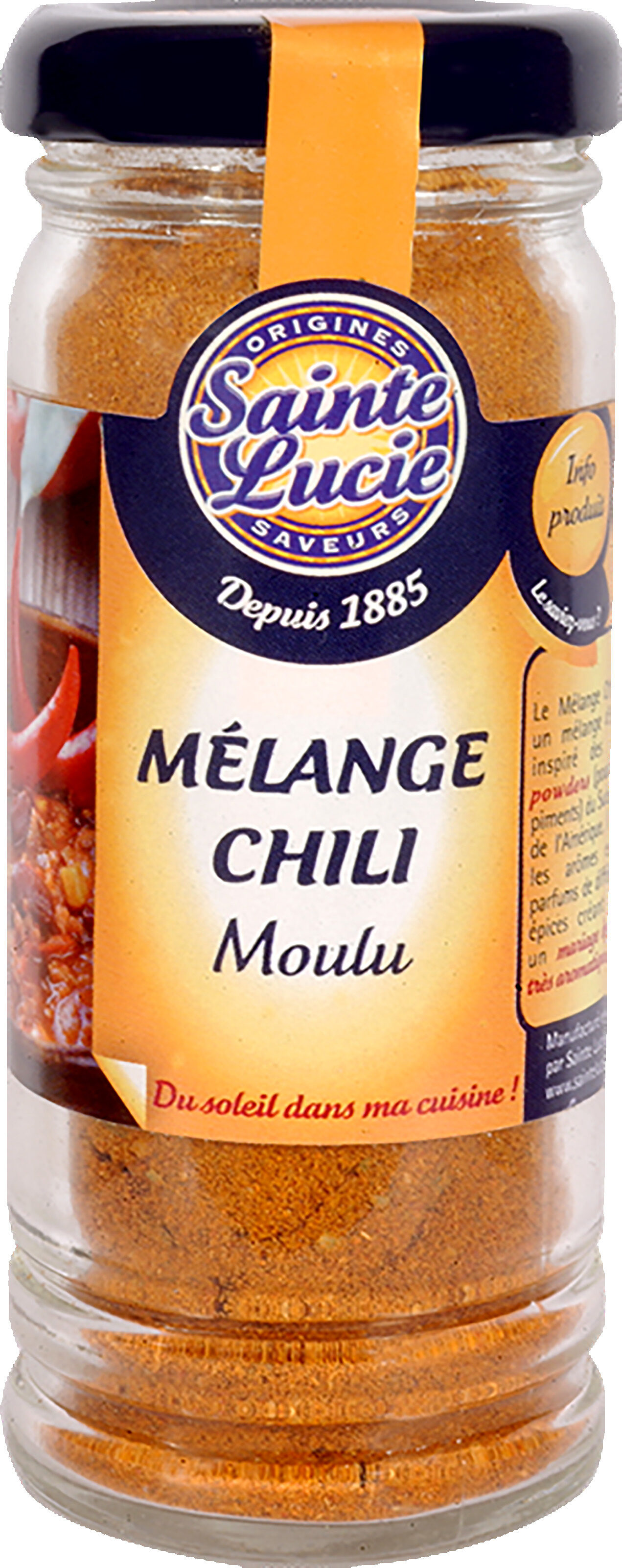 Mélange chili - Product
