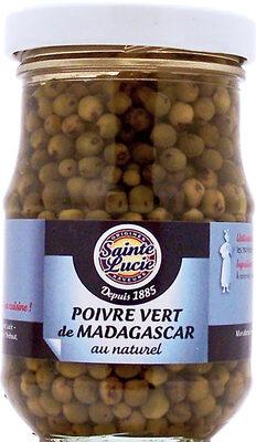 Poivre vert de Madagascar au naturel - Product - fr