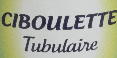 Ciboulette tubulaire - Ingrédients - fr
