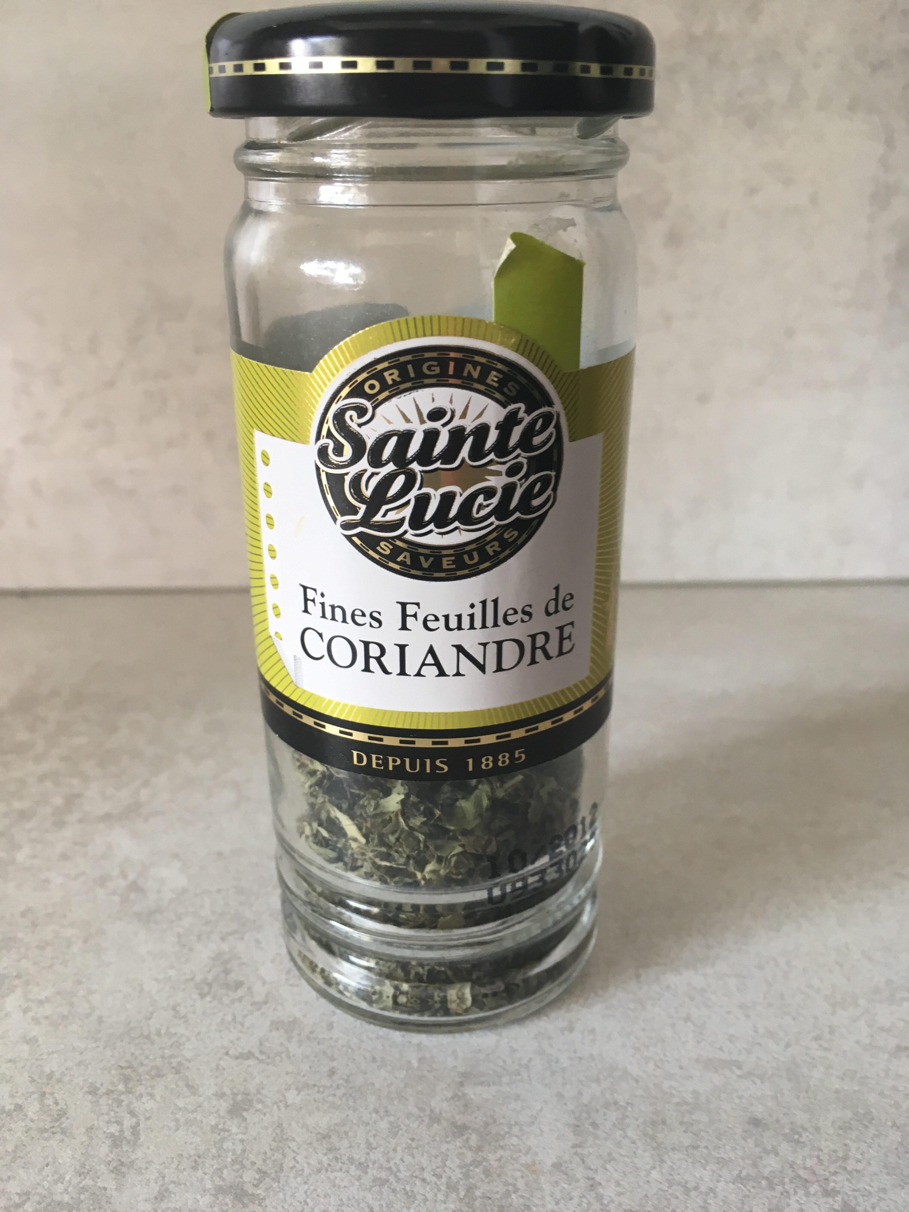 Coriandre - Product