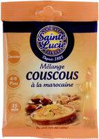 Mélange couscous à la marocaine - Product
