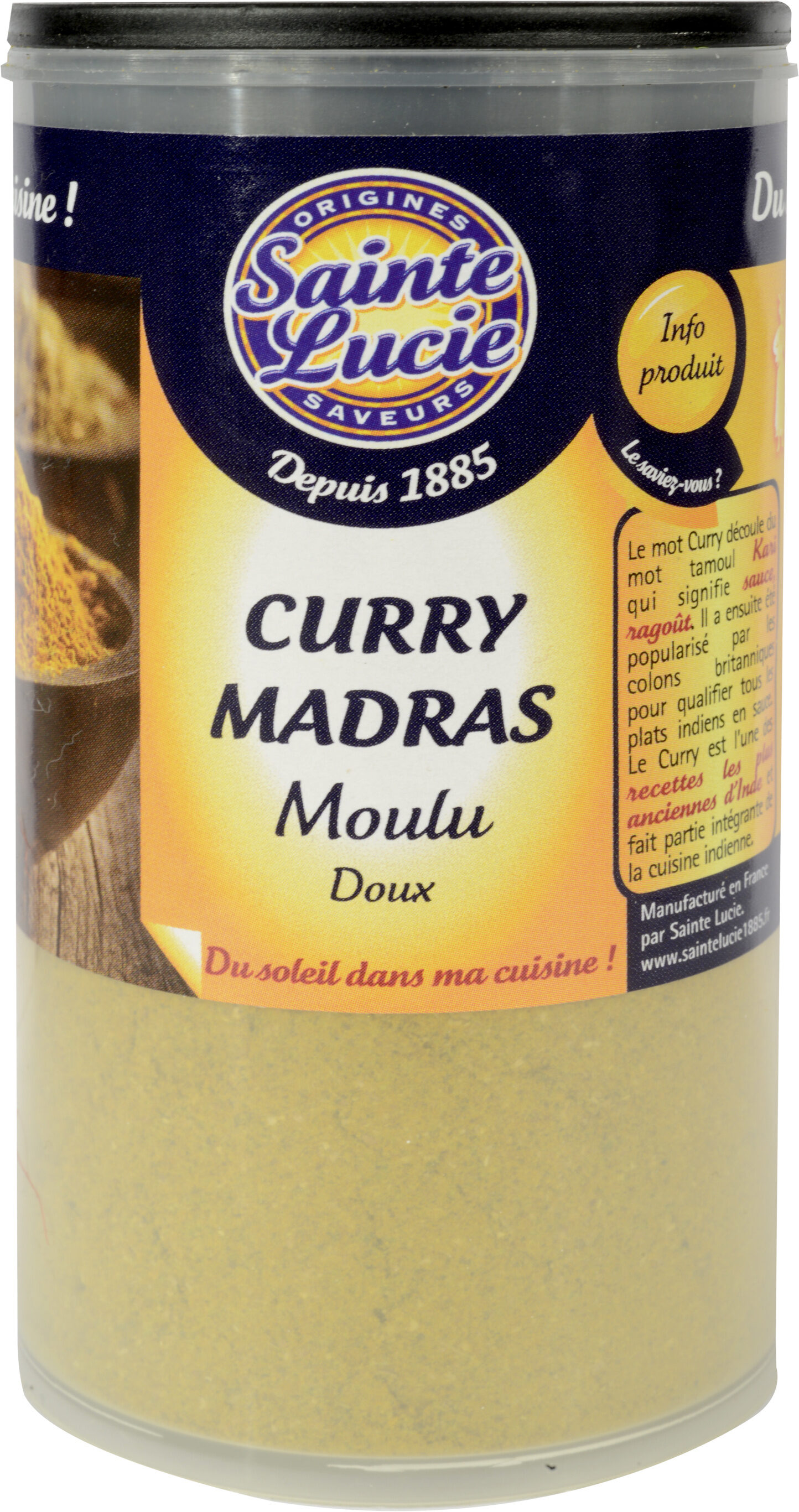 Curry Madras - Produit