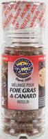 Mélange pour foie gras & canard - Product