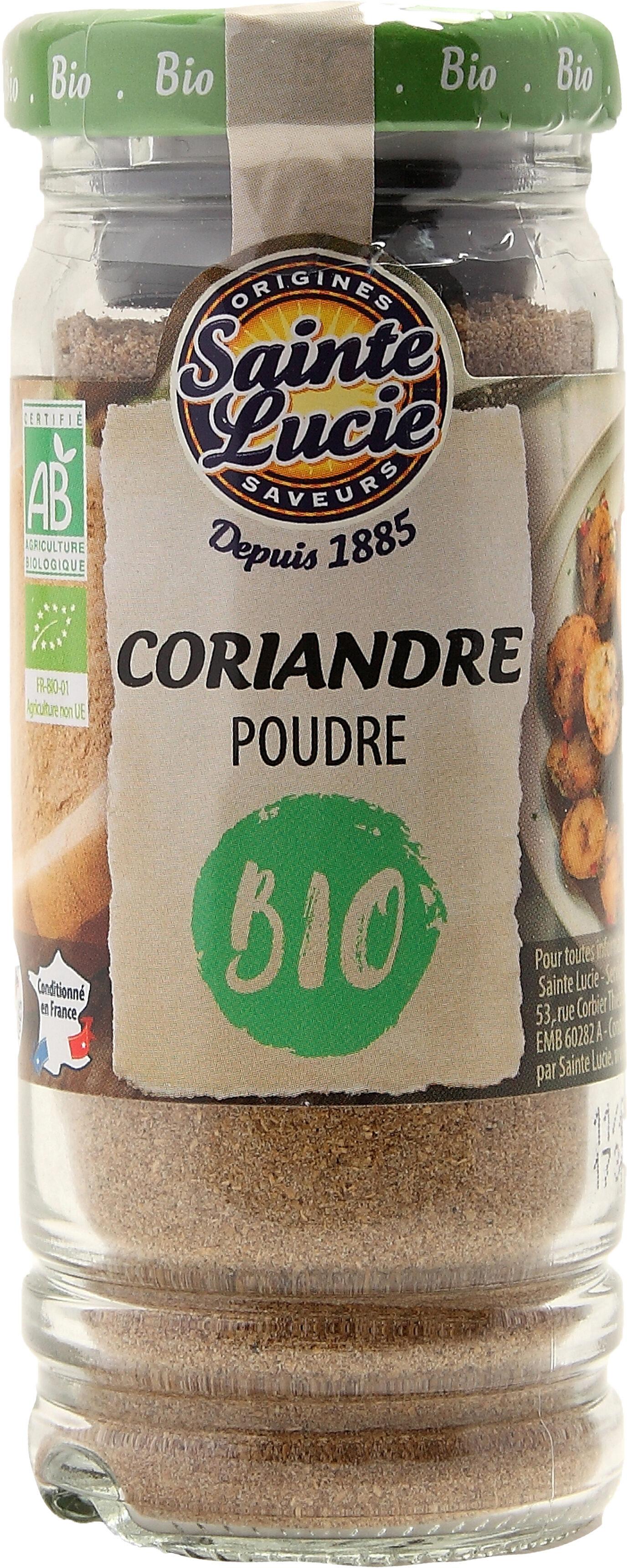 Coriandre poudre BIO - Product - fr