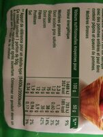 Crousti pom - Informations nutritionnelles - fr