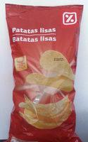 Patatas fritas lisas - Product - es