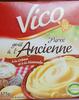 Purée goût à l'ancienne à la Crème et à la Muscade - Product
