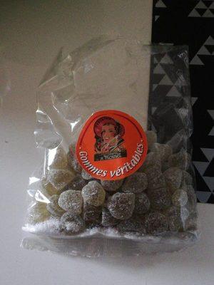 Gommes véritables menthol eucalyptus - Product
