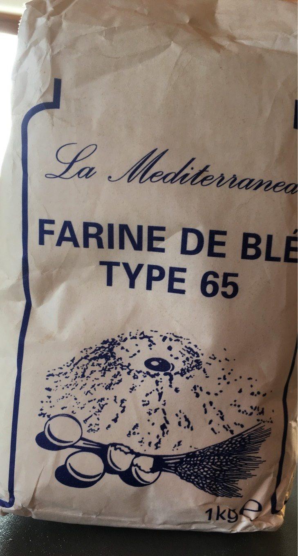 Farine de blé type 65 - Product