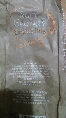 Tradition graines - Produkt - fr