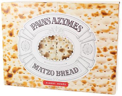 Pains Azymes - Produit - fr
