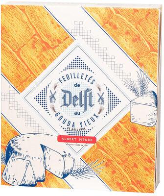 Feuilletés de Delft au Gouda Vieux de Hollande - Produit