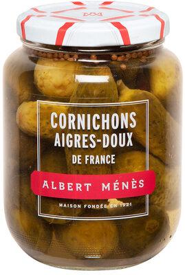 Cornichons Aigres Doux de France - Produit