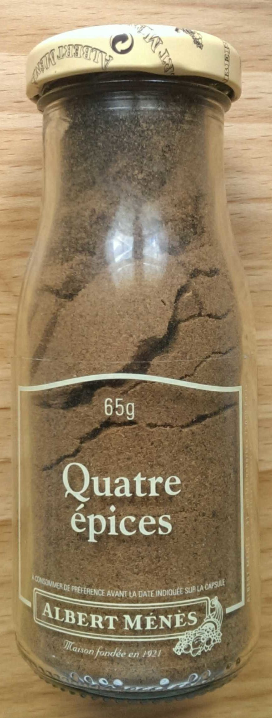 Quatre épices - Product