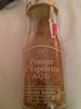 Piment d'Espelette - Product