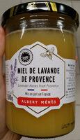 Miel de lavande de Provence - Produit - fr
