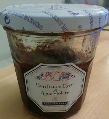 Confiture Extra de Figue Violette - Product