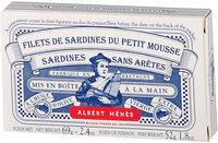 Sardines du Petit Mousse - Sans Peau et Sans Arête - à l'Huile d'Olive Vierge Extra Préparation à l'Ancienne - Produit - fr