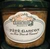 Pâté gascon au foie gras de canard - Product