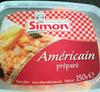 Simon Dutriaux Salade Preparee Americaine 65%Viande 150G - Produit