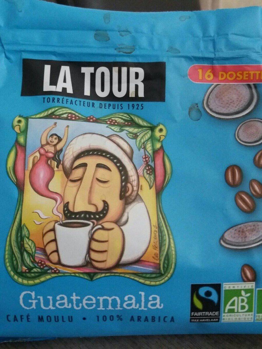 Café Guatemala Arabica certifié bio - Produit