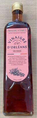 Vinaigre De Vin Rouge D'Orléans à L'ancienne - Product - fr