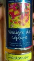 vinaigre de cepage Chardonnay - Product