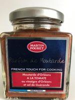 Moutarde d'Orléans à la tomate - Product