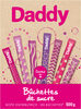 Daddy Boîte Distributrice de 100 bûchettes - Produit