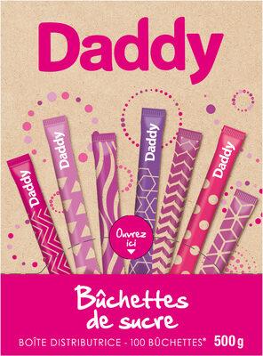 Daddy Boîte Distributrice de 100 bûchettes - Product - fr