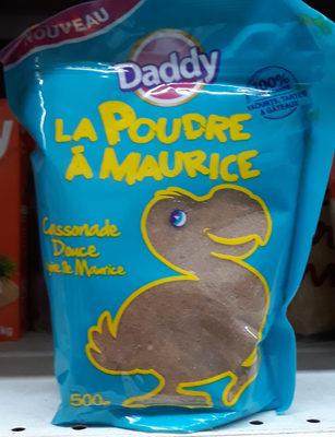 La poudre à Maurice - Voedigswaarden
