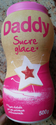 Sucre glace - Product - fr