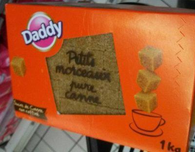 Petits Sucres Morceaux Pur Canne - Product - fr