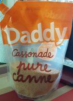 Cassonade pure canne - Produit - fr