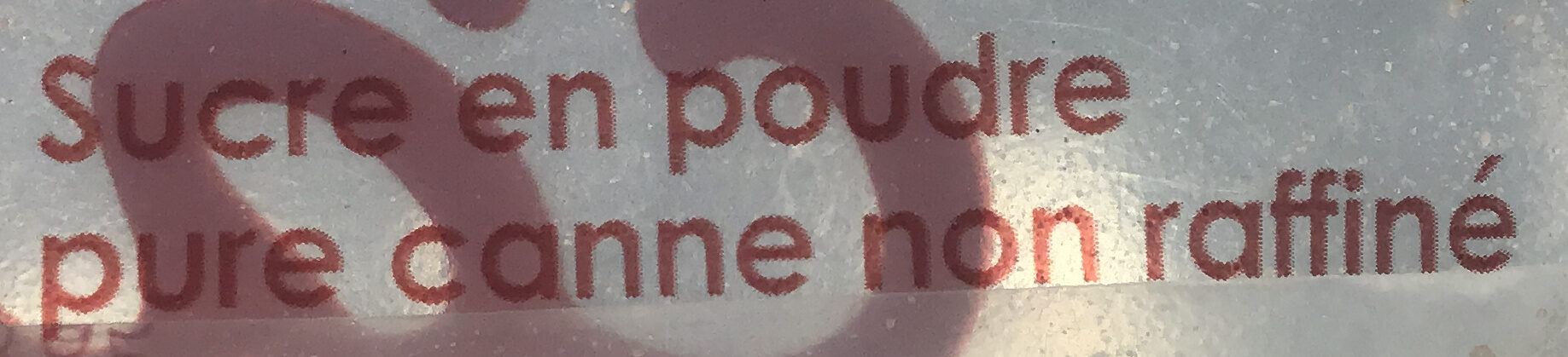 Cassonade pure canne - Ingrédients - fr