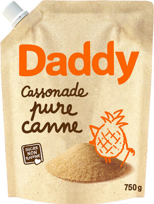 Ppk cassonade pure canne kraft - Product - fr