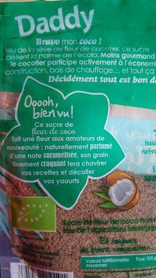 Sucre De Fleur De Coco Daddy 230 G