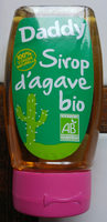 Daddy - Sirop d'agave - Product