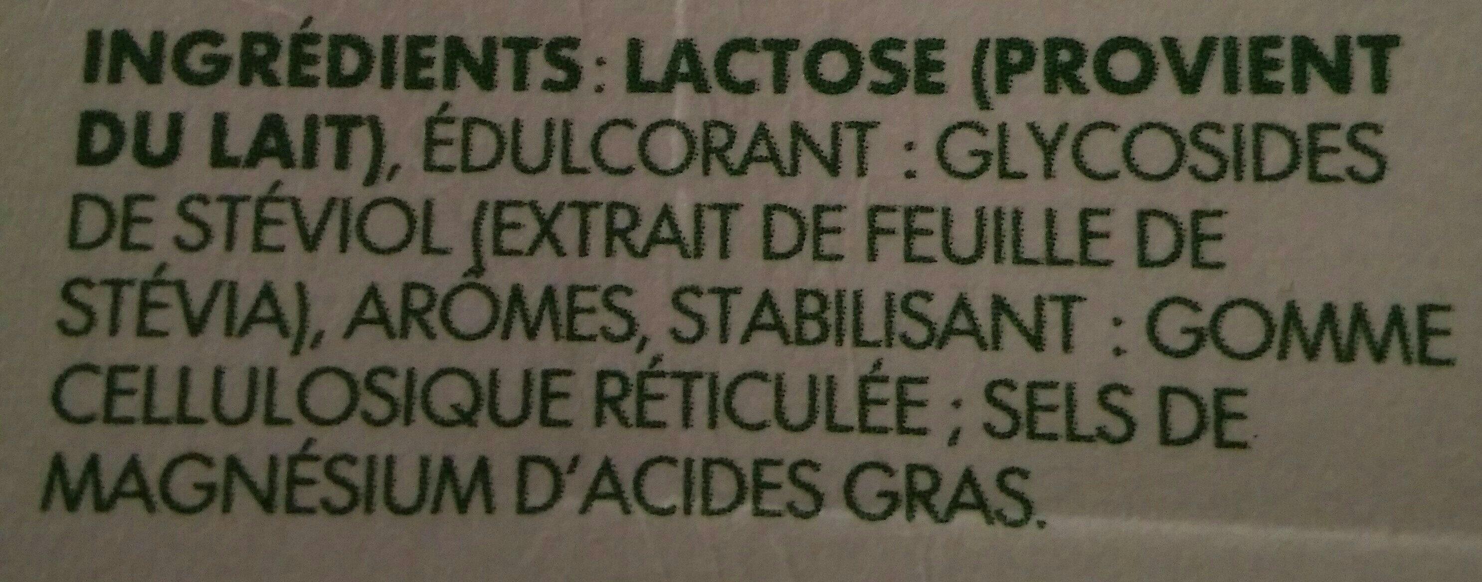 Truvia - Ingrédients