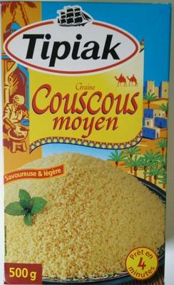Graine Couscous moyen - Produit
