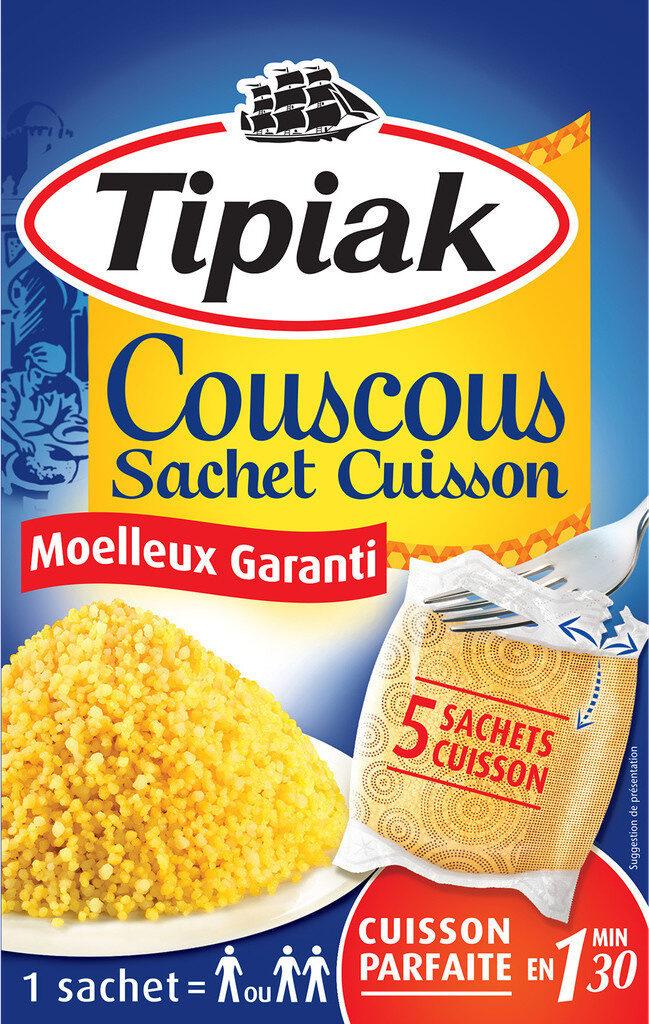 Couscous sachet cuisson - Producto - fr