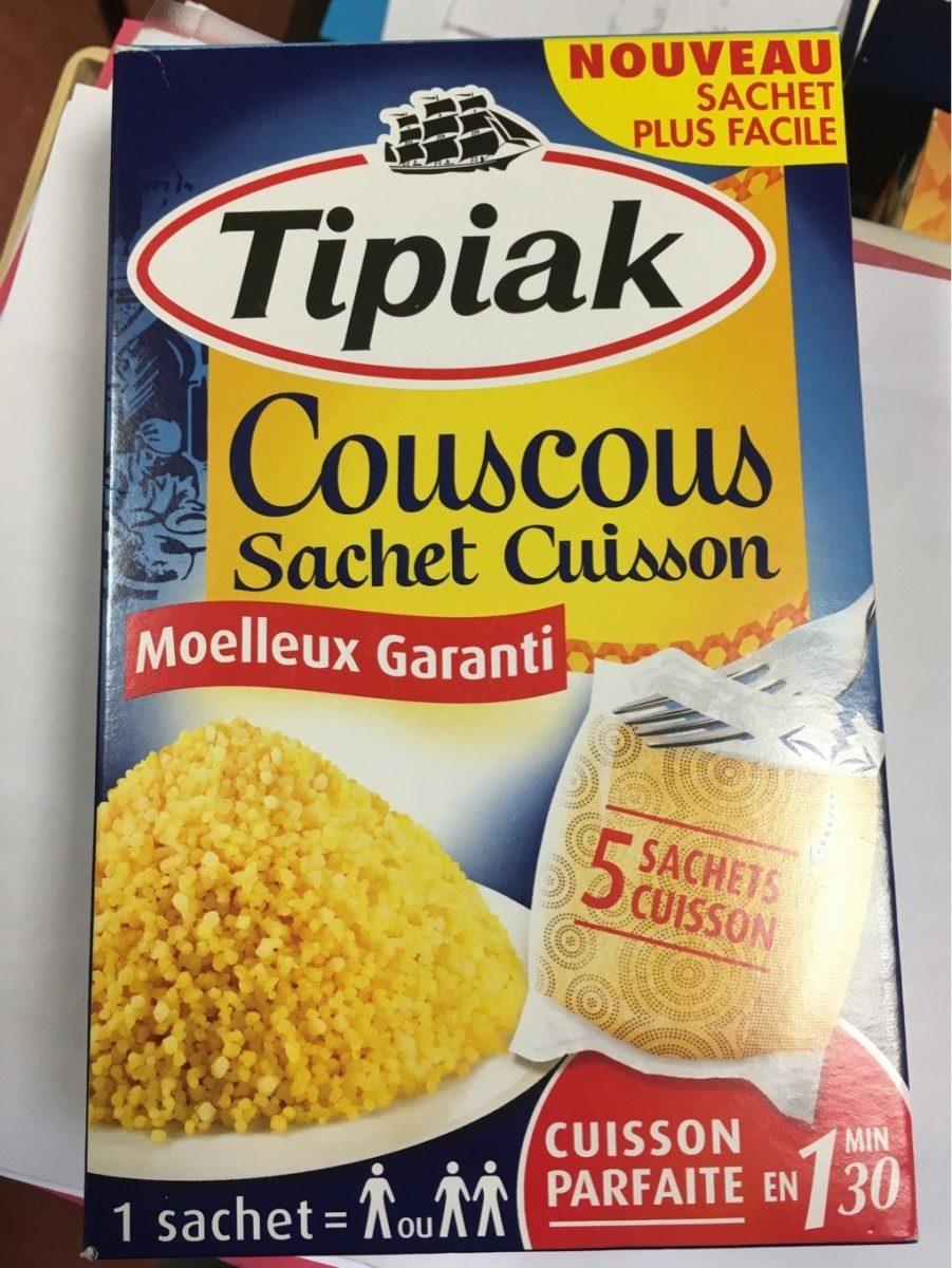 Couscous sachet cuisson - Produkt - fr
