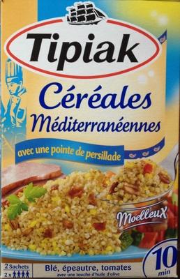 Céréales Méditerranéennes avec une pointe de persillade - Producto