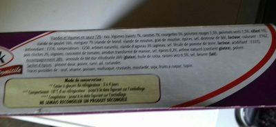 Couscous - Ingrediënten