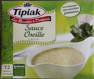 Sauce oseille surgelée - Produit