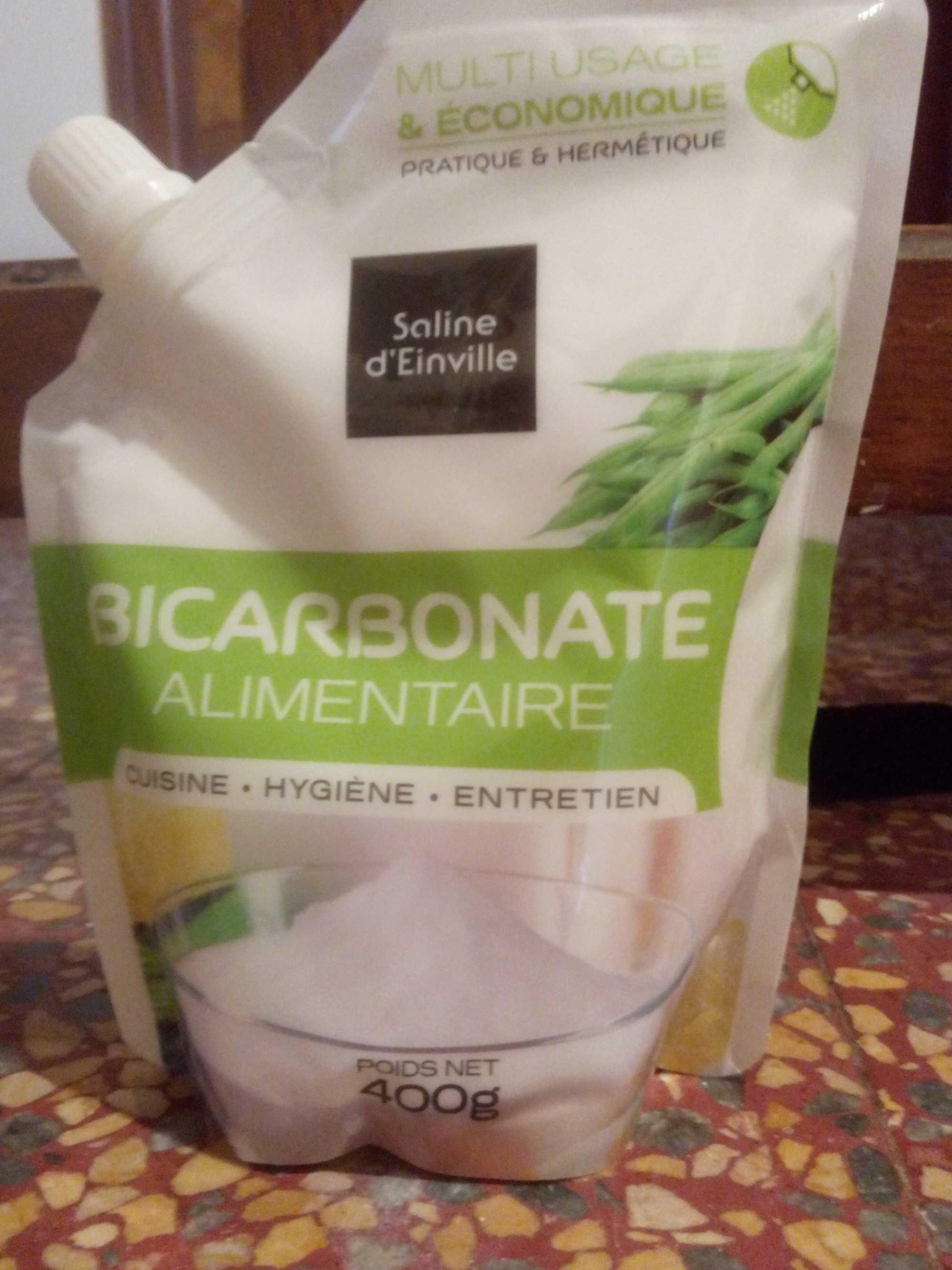 Bicarbonate alimentaire saline d einville 400 g - Bicarbonate d ammonium cuisine ...