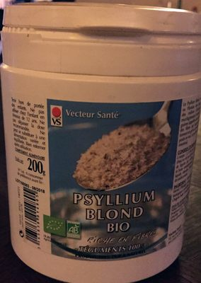 Psyllium Blond - Product