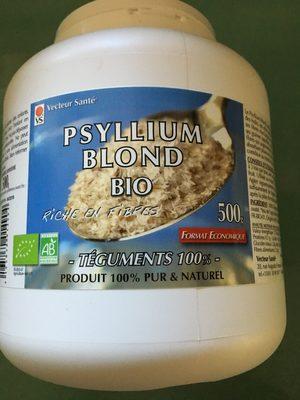 Psyllium Blond Bio - Product - fr